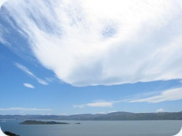 Cloud over Wellington